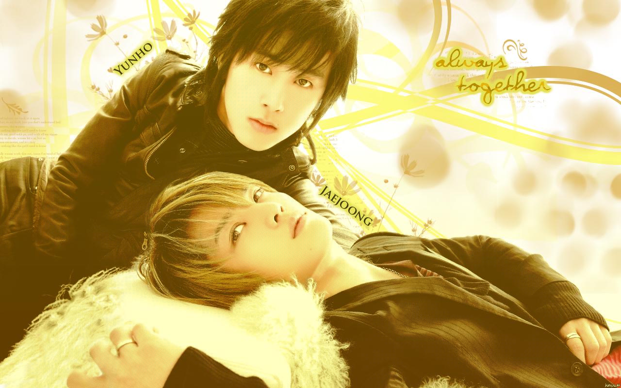Picture of the day – YunJae | TVXQ 2 Canada
